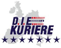 D.I.E. KURIERE Logo